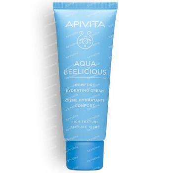 Apivita Aqua Beelicious Comfort Hydraterende Crème 40 ml