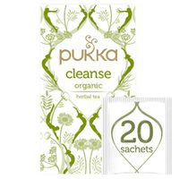 Pukka Herbs Thé Cleanse 20 pièces