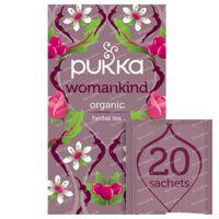 Pukka Herbs Thé Womankind 20 pièces