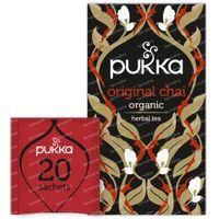 Pukka Herbs Thee Original Chai 20 stuks