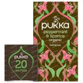 Pukka Herbs Thee Peppermint & Licorice
