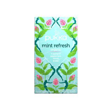 Pukka Herbs Thee Mint Refresh 20 stuks