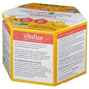 Vitaflor Gelée Royale Bio Energie + 20 ampoules