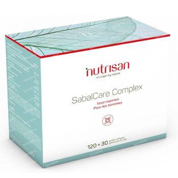 Nutrisan SabalCare Complex + 30 GRATIS 120+30 capsules