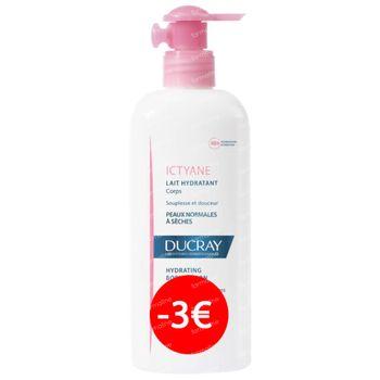 Ducray Ictyane Lait Hydratant Corps Prix Réduit 400 ml