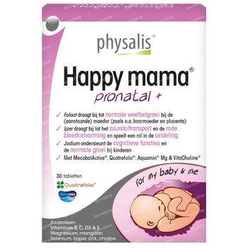 Physalis Happy Mama 30 comprimés