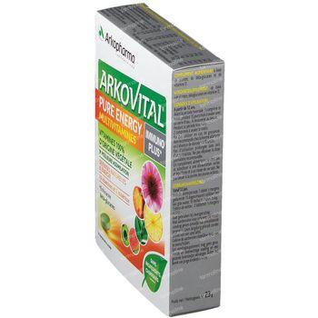 Arkovital Pure Energy Immunoplus 30 gélules souples