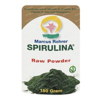 Marcus Rohrer Spirulina Raw Powder 150 g