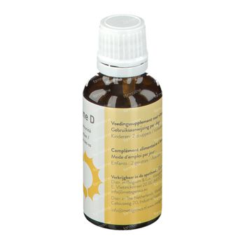 Vitamine D3 Liquid 30 ml