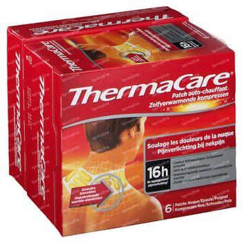ThermaCare Wärmeauflagen Hals - Schulter - Handgelenk 6+2 st