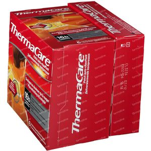 ThermaCare Zelfverwarmende Kompressen Nek - Schouder - Pols 6+2 stuks