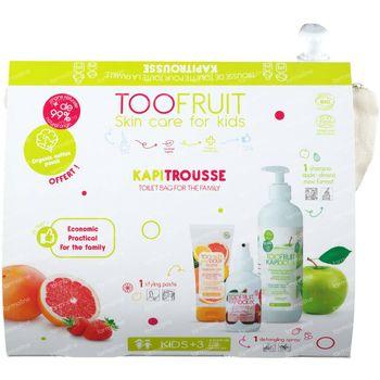 TOOFRUIT Gift Set Kapitrousse 1 set