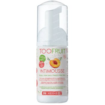 TOOFRUIT Intimousse Intieme Verzorging Kids 100 ml