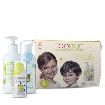 TOOFRUIT Gift Set Mijn 1ste Toilettas 1 set