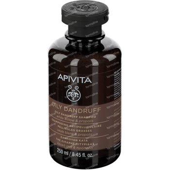 Apivita Shampooing Pellicules Grasses 250 ml