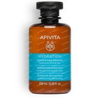 Apivita Hydraterende Shampoo Hyaluronic Acid & Aloe 250 ml