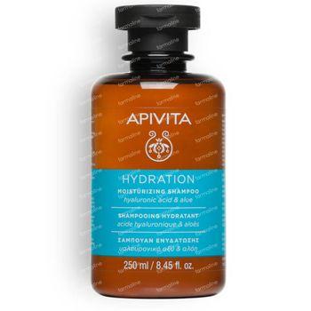 Apivita Shampooing Hydratant Acide Hyaluronique & Aloe 250 ml