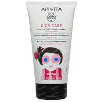 Apivita Kids Care Après-Shampooing Doux Enfants Rose & Miel 150 ml