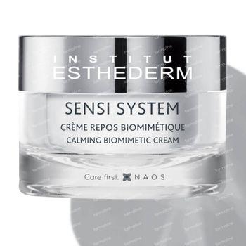 Institut Esthederm Sensi System Calming Biomimetic Cream Nieuwe Formule 50 ml