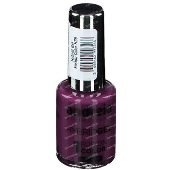 Eureka Care Vernis à Ongles Hybrid Gel H26 Paarse Lolly 10,5 ml