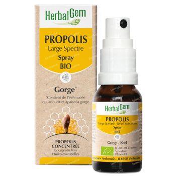 Herbalgem Propolis Large Spectre Bio Spray 15 ml