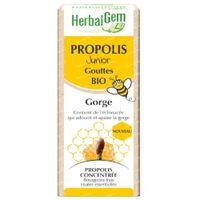 HerbalGem Propolis Junior Bio Druppels 15 ml