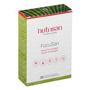 Nutrisan FocuSan 30 capsules