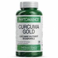 Phytomance Curcuma Gold 120  capsules