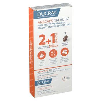 Ducray Anacaps Tri-Activ Anti-Chute Passagère TRIO 3x30 capsules