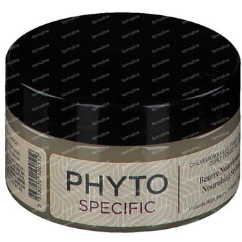 Phyto Phytospecific Beurre Nourrissant Coiffant 100 ml