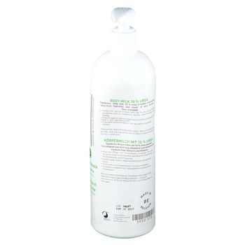 Topiderm Lichaamsmelk 10% Urea 500 ml