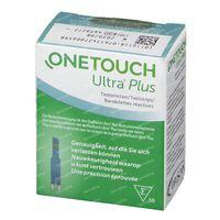 OneTouch Ultra Plus Teststrips 50 stuks