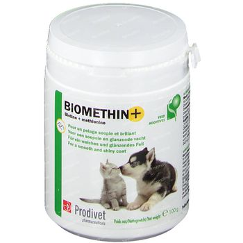 Biomethin Plus Hond en Kat 100 g