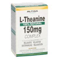 Altisa L-Theanine Complexe 150mg 90  comprimés