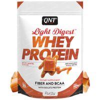 QNT Light Digest Whey Protein Gezouten Caramel 500 g