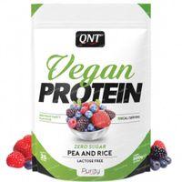 QNT Vegan Protein Rood Fruit 500 g