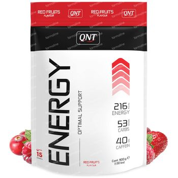 QNT Full Energy Rode Vruchten 900 g