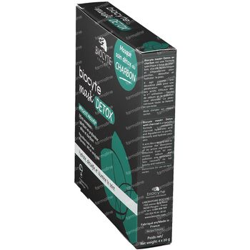 Biocyte Masker Detox Pack 4 pièces