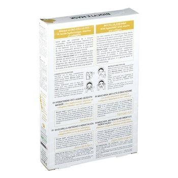 Biocyte Masque Hydratant Pack 4 pièces