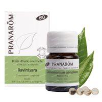 Pranarôm Aromaparels Ravintsara Bio 60  parels