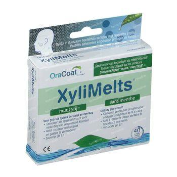 XyliMelts Sans Menthe 2x20 comprimés