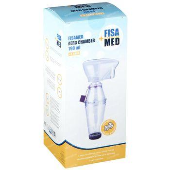 Fisamed Aero Chambre d'Inhalation 198 ml