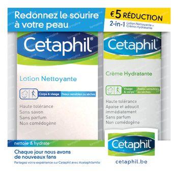 Cetaphil Promopack Peau Sèche et Sensible 1 set