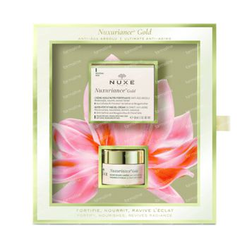 Nuxe Nuxuriance Gold Gift Set 1 set