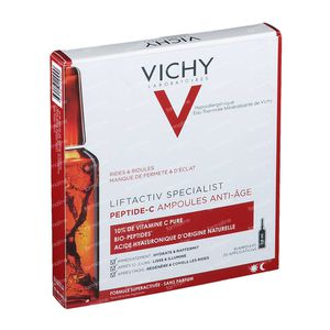 Vichy Liftactiv Anti-Age Peptide-C 10x1,8 ml ampoules