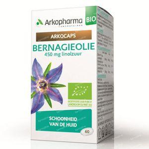 Arkocaps Bernagieolie Bio 60 capsules