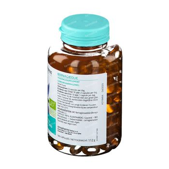 Arkogélules Huile Bernagie Bio 180 capsules