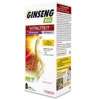 Ortis Ginseng Bio met Alcohol 500 ml