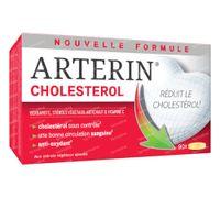 Arterin Cholesterol - Réduction du Cholestérol 90  comprimés