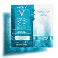Vichy Minéral 89 Hydraterend Masker 29 g